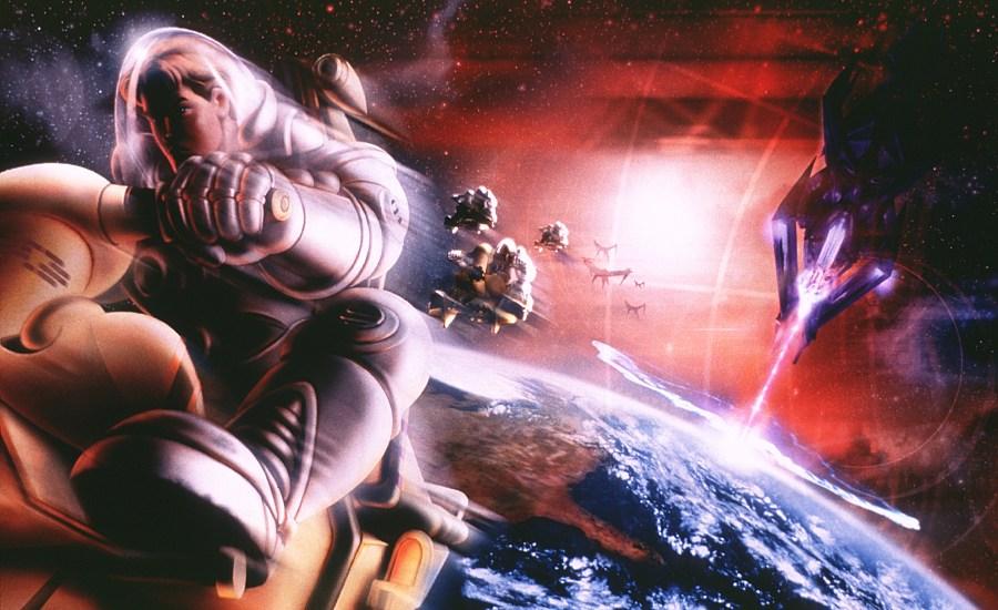 Titan A.E.: After Earth